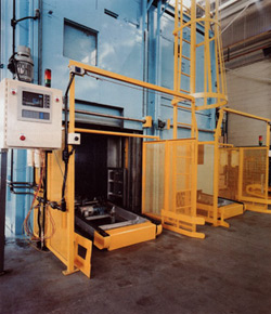 Two-Level ovens Equipped with Dual Elevators and Conveyors